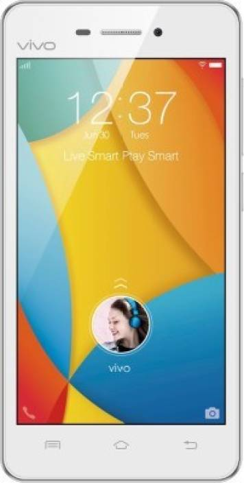 VIVO Y31L (White, 16 GB)