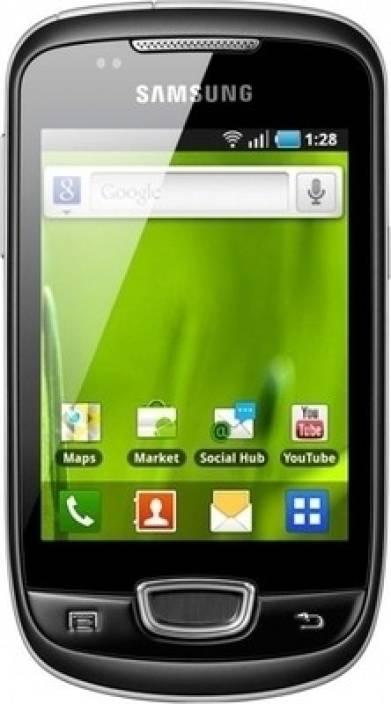Samsung Galaxy Pop Plus (Steel Grey, 164 MB)