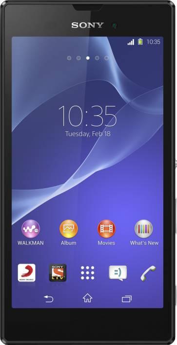 Sony Xperia T3 (Black, 8 GB)