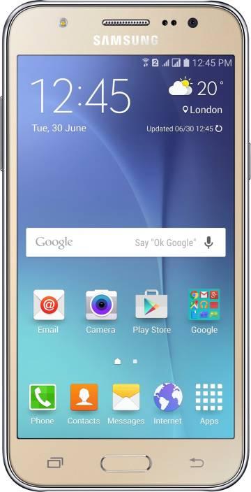 Samsung Galaxy J5 Gold 8 GB