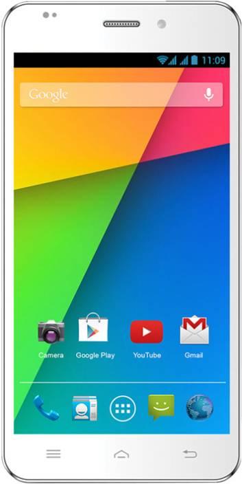 Karbonn Titanium Hexa (White, 16 GB)