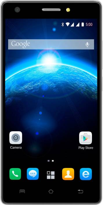 Lava Iris X5 4G (Royal Black, 16 GB)