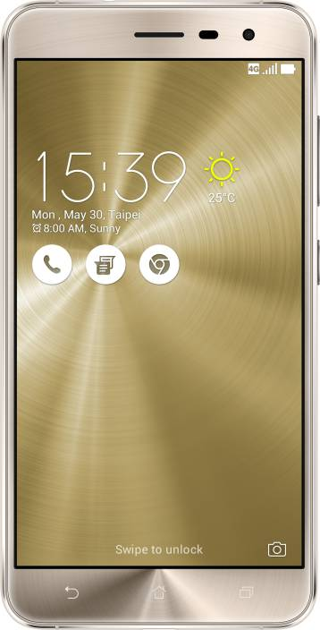 Asus Zenfone 3 (Gold, 64 GB)