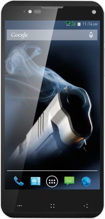 Xolo Play 8X-1200 (Black, 32 GB)