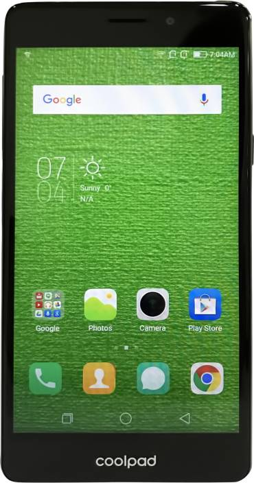 Coolpad Mega 2.5D (Grey/Space Grey, 16 GB)