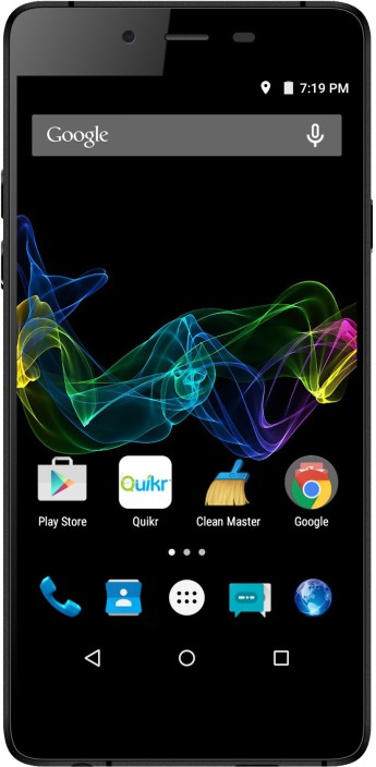 micromax canvas sliver 5 black 16 gb