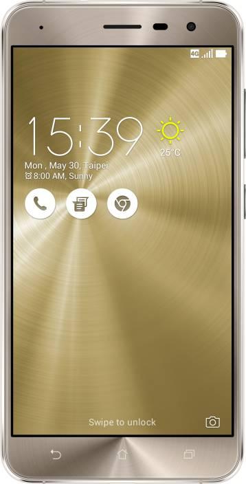 Asus Zenfone 3 (Gold, 32 GB)