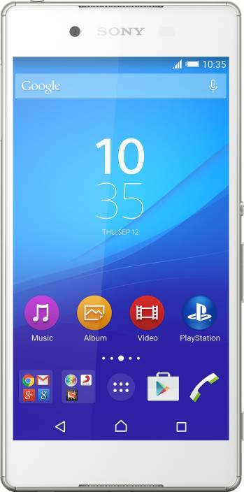 Sony Xperia Z3+ (White, 32 GB)