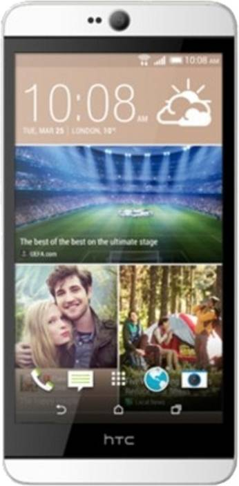 HTC Desire 826 DS (GSM + CDMA) (White Birch, 16 GB)