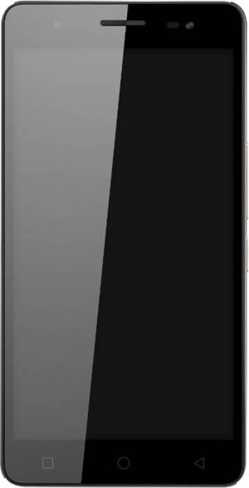 Micromax Canvas Juice 3 Plus Q394 Dual Sim - Grey (Grey, 16 GB)