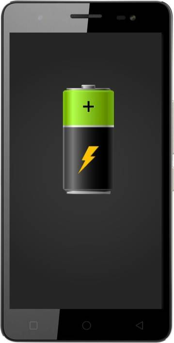 Micromax Canvas Juice 3 Plus (Cosmic Grey, 16 GB)