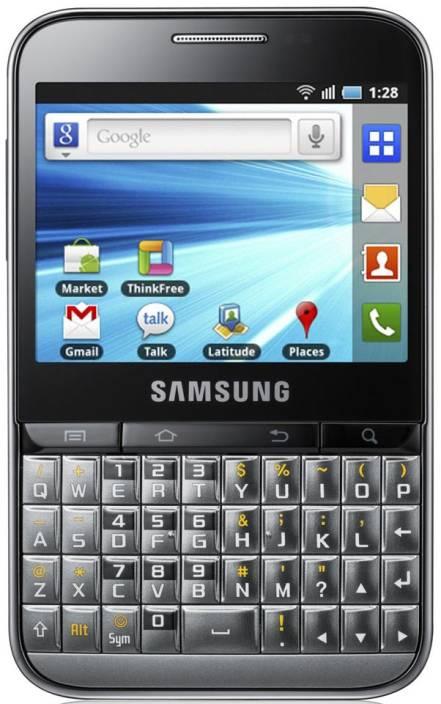 Samsung Galaxy Pro (Platinum Silver, 160 MB)