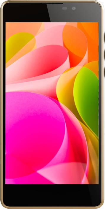 Intex Aqua Power 4G (Champagne, 8 GB)