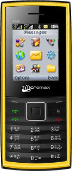 for micromax x103