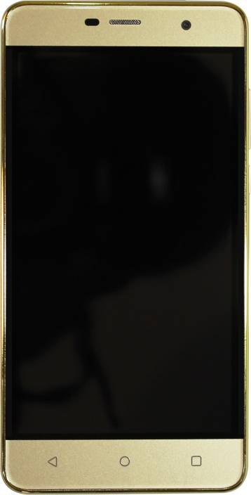 Celkon Diamond Mega 4G (Gold, 8 GB)