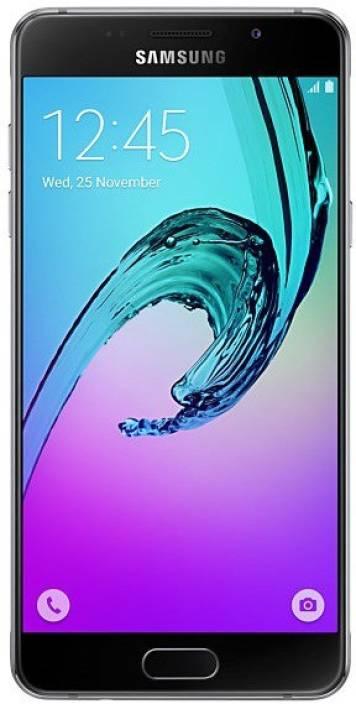 Samsung Galaxy A5 2016 Edition (Black, 16 GB)