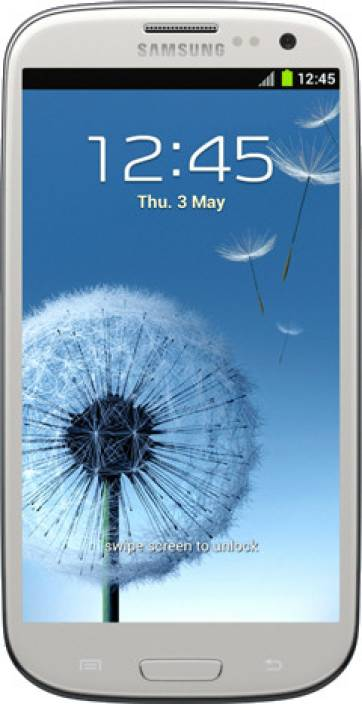 Samsung Galaxy S3 (Marble White, 16 GB)