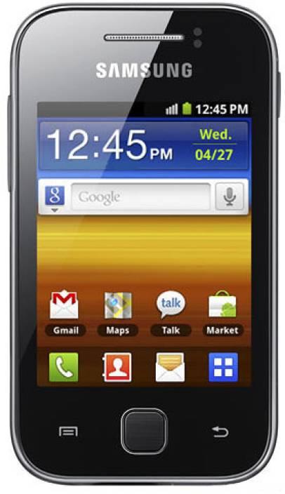 Samsung Galaxy Y (Grey, 160 MB)