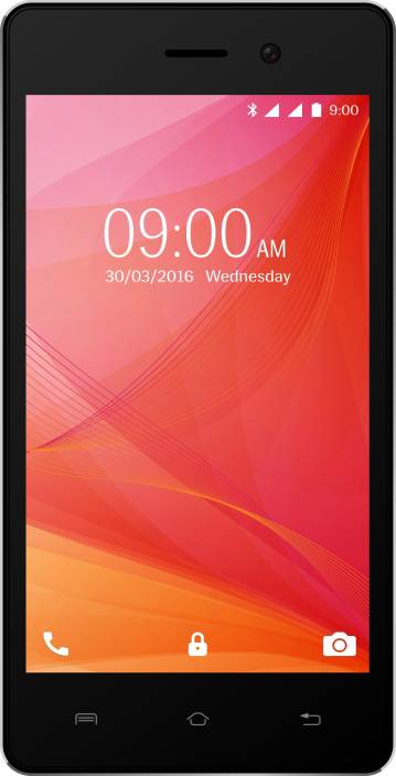Lava A52 (Black, 4 GB)