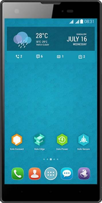 Xolo 8X-1000 (Black, 16 GB)