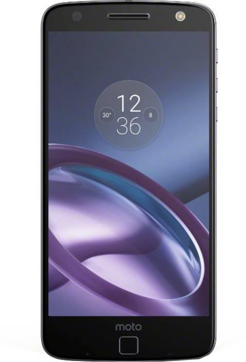 Moto Z with Style Mod (Black, 64 GB)