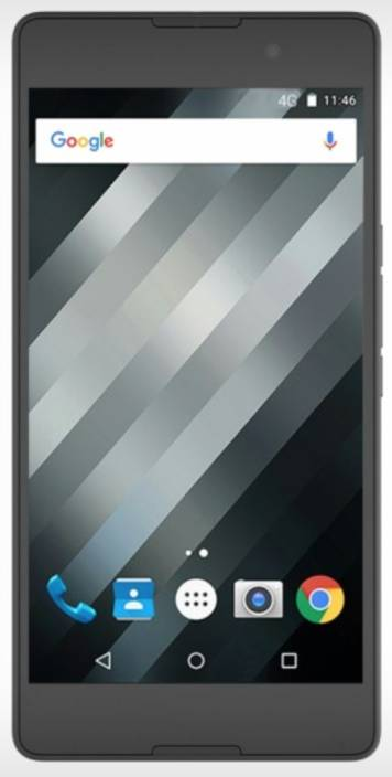 Yu Yureka S (Graphite Grey, 16 GB)