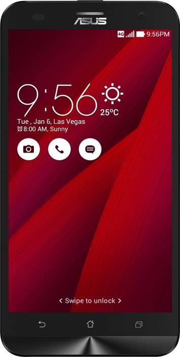 Asus Zenfone 2 Laser 5.5 (Red, 16 GB)