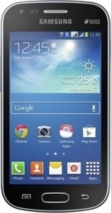 Samsung Galaxy S Duos 2 Black 4 GB