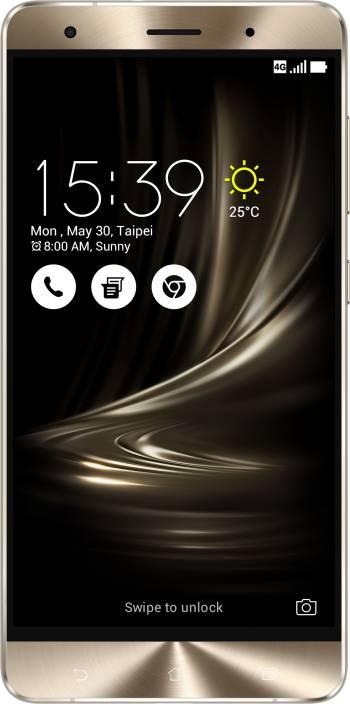 Asus Zenfone 3 Deluxe (Silver, 64 GB)