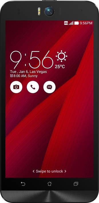 Asus Zenfone Selfie (Red, 32 GB)