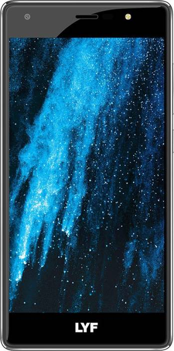 LYF Water F1S (Black, 32 GB)