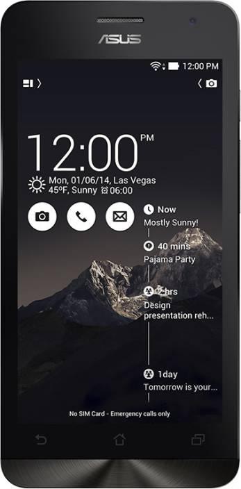 Asus Zenfone 5 (Black, 8 GB)
