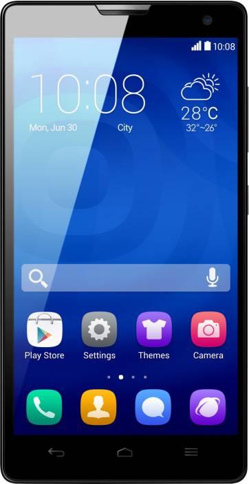 Huawei Honor 3C (White, 8 GB)