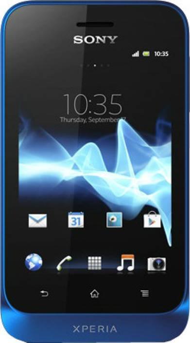 Sony Xperia Tipo (Blue, 2.9 GB)