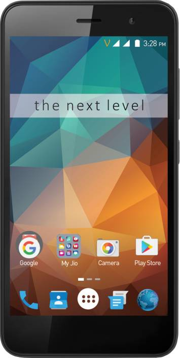 Xolo ERA 2X with Finger Print Sensor (Black and Gun, 16 GB)