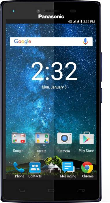 Panasonic Eluga Turbo (Marine Blue, 32 GB)