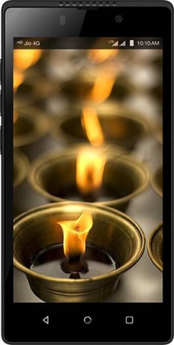 LYF F8 (Black, 8 GB)