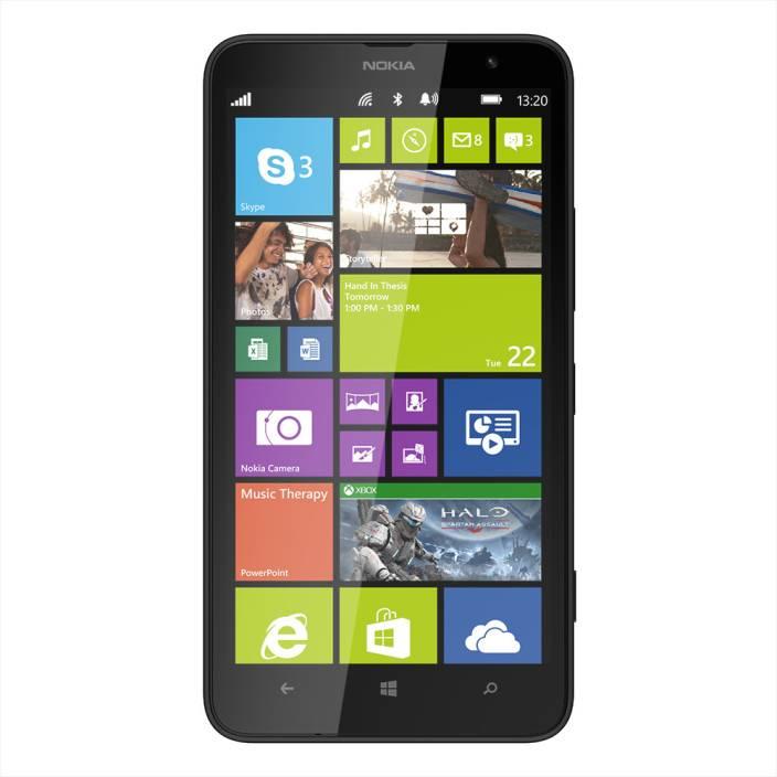Nokia Lumia 1320 (Black, 8 GB)