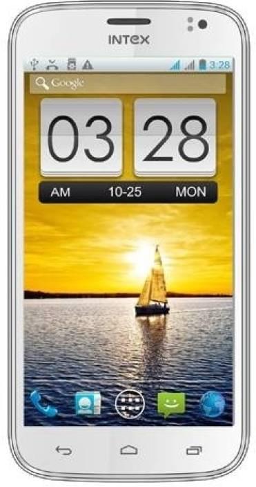 Intex Aqua i5 (White, 4 GB)