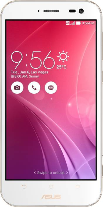 Asus Zenfone Zoom (White, 64 GB)