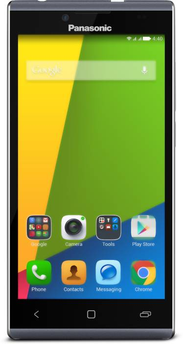 Panasonic P66 Mega (Silver Grey, 16 GB)