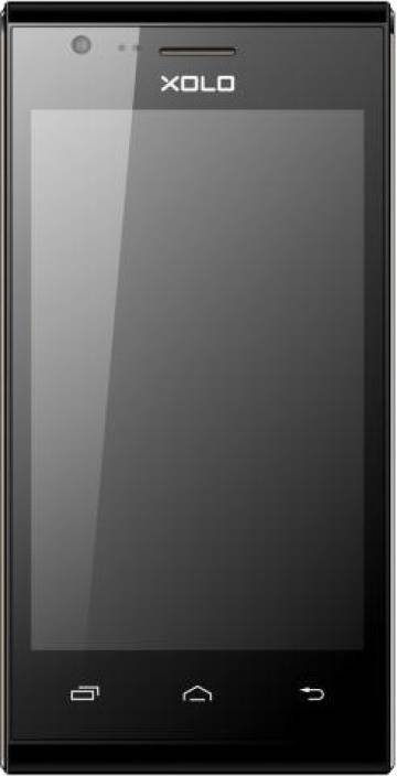 Xolo A550S IPS (Black, 4 GB)