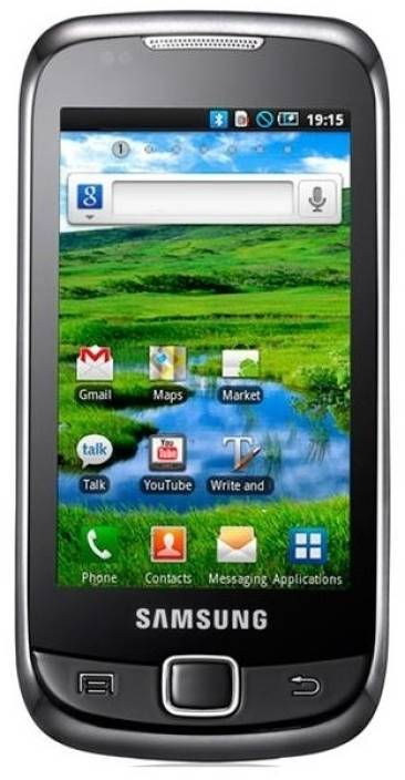 Samsung Galaxy 551 (Modern Black, 160 MB)