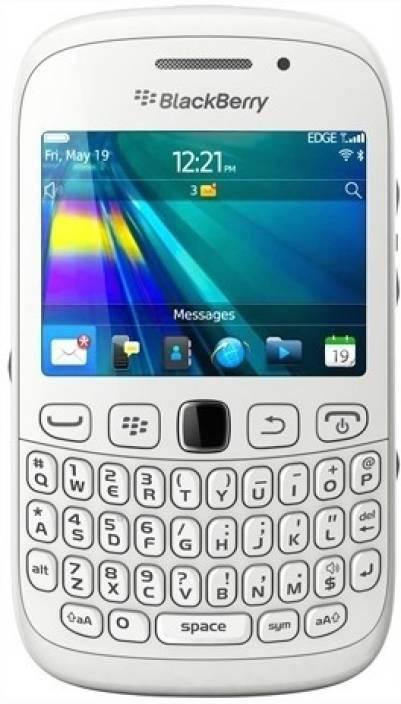 Blackberry Curve 9220 (White, 512 MB)