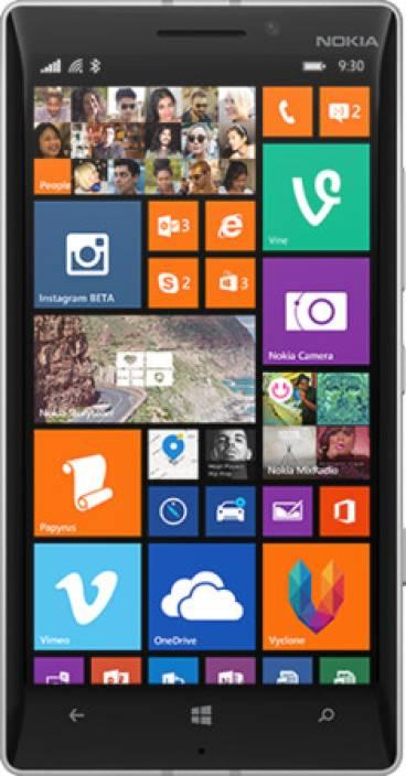Nokia Lumia 930 (White, 32 GB)