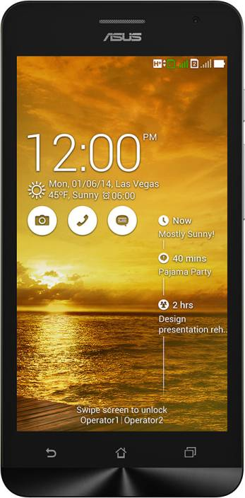 Asus Zenfone 5 (Gold, 16 GB)