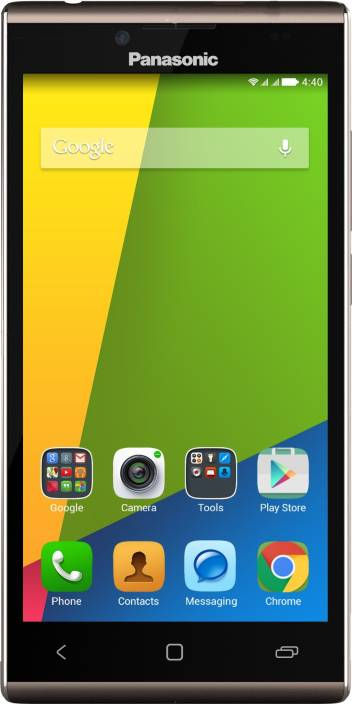 Panasonic P66 Mega (Russet Brown, 16 GB)