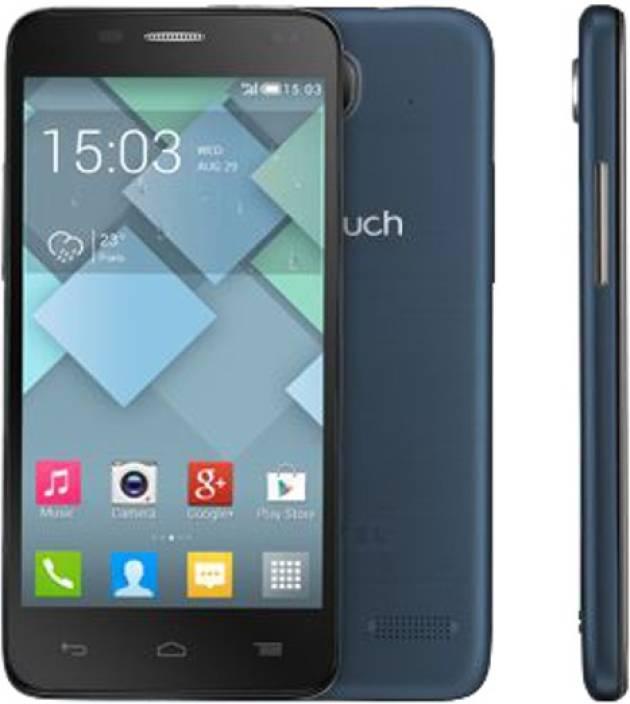 Alcatel Onetouch Idol Mini 6012D (Blue, 8 GB)