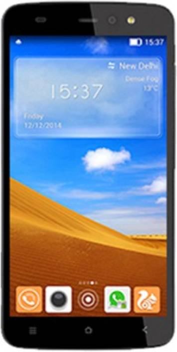 Gionee V6L (Blue, 8 GB)