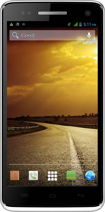 Micromax Canvas 2 Colors A120 (White, 2.5 GB)